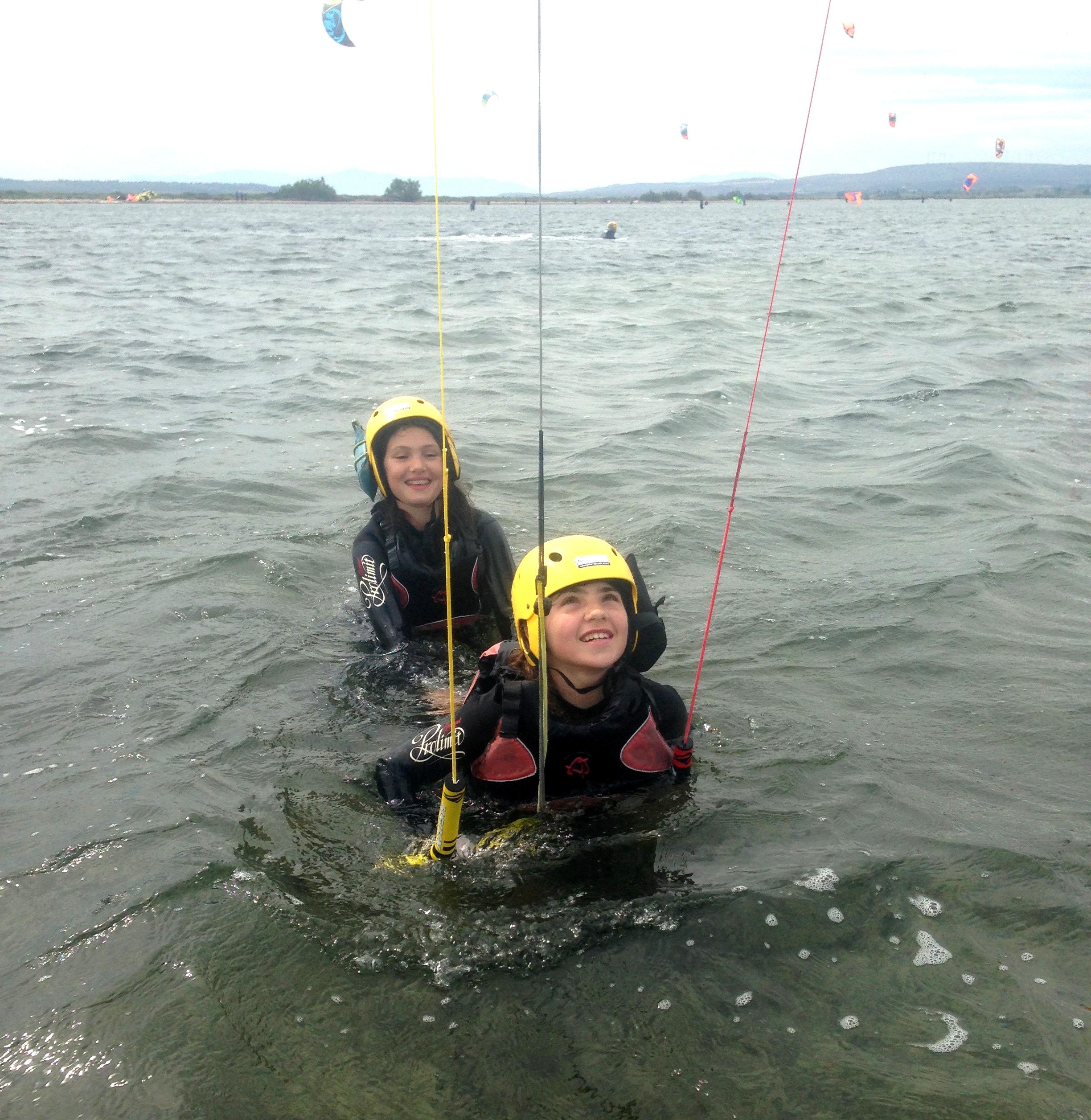 Débuter le kitesurf en 5 étapes