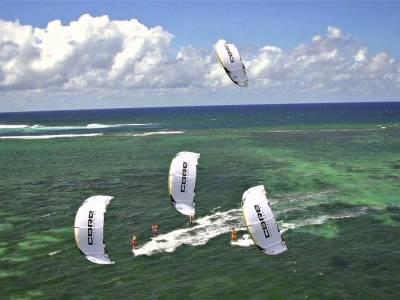 Kitesurf barcares